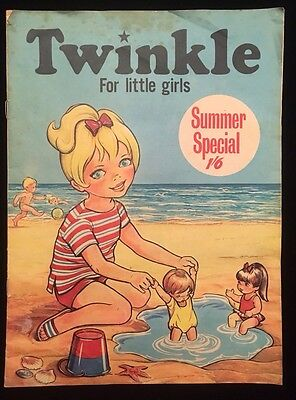 Twinkle for Little Girls Summer Special 1969 - First One! - DC Thomson