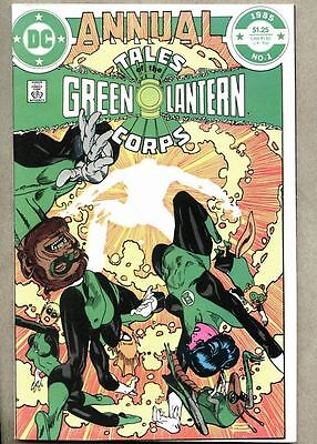 Tales Of The Green Lantern Corps Annual #1-1985 vf/nm Gil Kane Arisia