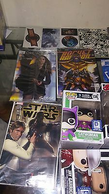 Loot Crate Legion of Collectors Collection LOT
