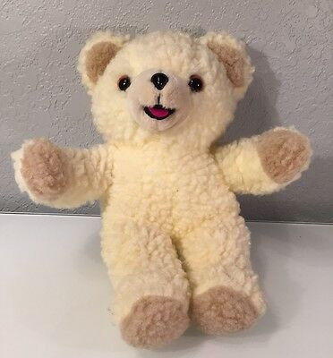 "SNUGGLE FABRIC SOFTENER 10"" Plush Stuffed 1996 Lever Brothers Advertising BEAR"