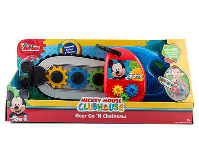Mickey Mouse Clubhouse Gear Go 'N Chainsaw