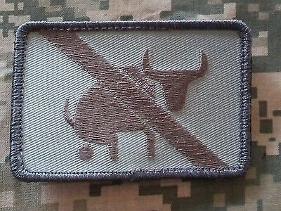 I Take No Bullshit Army Morale Tactical Acu Velcro® Brand Fastener Patch