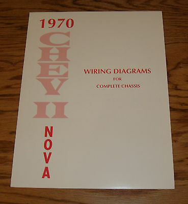 chevrolet chevy ii nova wiring diagrams for complete chassis 1970 chevrolet chevy ii nova wiring diagrams for complete chassis 70