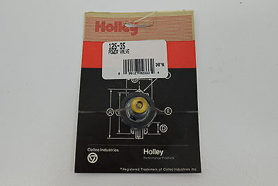 Holley 125-25 Single-Stage Standard Flow Power Valve