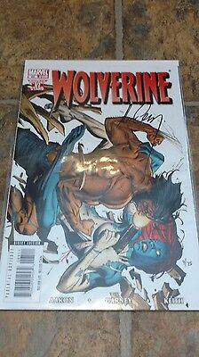 DF Wolverine #65 Limited Series of 75 Signed by Ron Garney W/COA Marvel Comic's