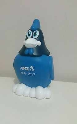 ANZ  Chinese Year of the Rooster 2017 Money Box Piggy Bank EUC