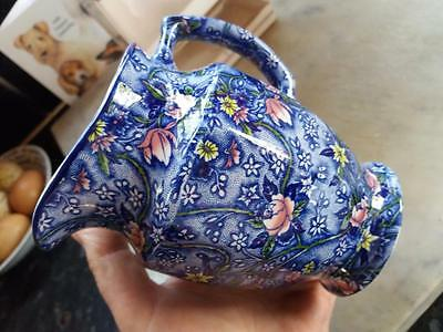 Pretty Ringtons Maling Replica Chintz Jug Boxed and unused