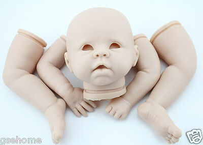 """Reborn Doll Accessories Mold Safety Doll Reborn Doll Kit Gifts For 22"""" Doll"""