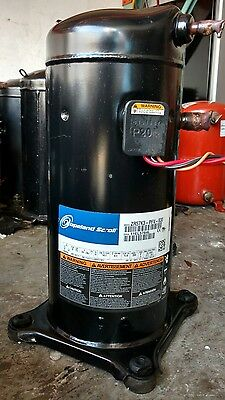 5 Ton 1 phase, 220V, R22, Compressor Scroll