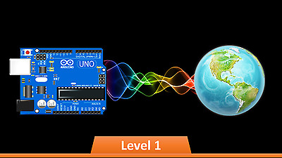 Udemy Online Training Package - Crazy about Arduino: Your End-to-End Workshop