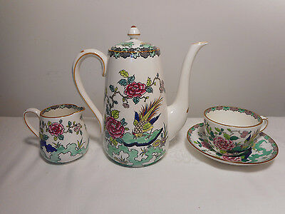 Crown Staffordshire Fine Bone China Made in England ALL NUMBERED
