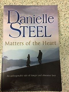 Matters of the Heart by Danielle Steel (Paperback, 2010)
