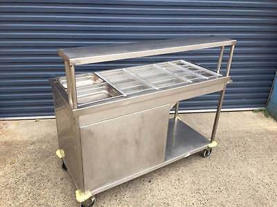 Cold Food Servery - 1460mm