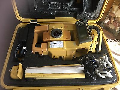 TOPCON GTS-802A Electronic Total Station CALIBRATED