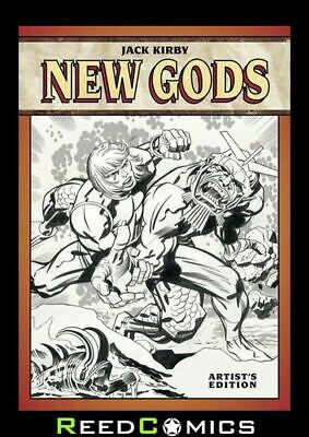 JACK KIRBY NEW GODS ARTIST EDITION HARDCOVER New Boxed Sealed Hardback
