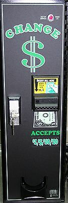 American Changer - AC1001 Bill Changer - Many extra options! Must see!!!