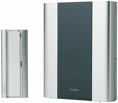 STOCK CLEARANCE  Friedland Libra+ Wireless doorbell D912S with push/conver