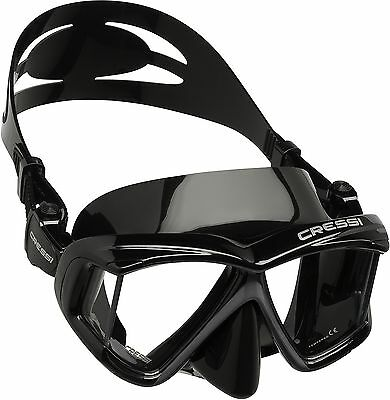Cressi PANO 4 WINDOW Adult Scuba Diving and Snorkeling Mask - Cressi: Quality...