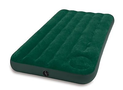 Intex Downy Airbed with Built-in Foot Pump Twin