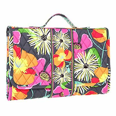 Nwt Vera Bradley Jazzy Blooms Changing Pad Clutch Free Shipping