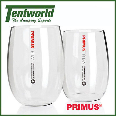 Primus Tritan Stemless White Wine Glass