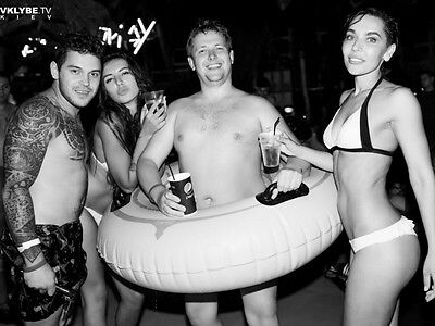 Stag Or Hen Party In Kharkov Eastern Ukraine Close To Russia On The Edge