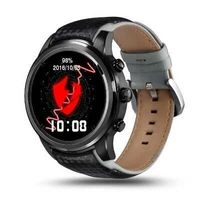 LEM5 3G Android 5.1 GPS Heart Rate Monitor Bluetooth Smart Watch