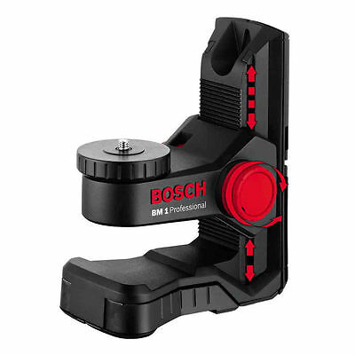 [BOSCH] BM1 Professional Universal Wall Mount for GLL3-80P Point Laser Levels