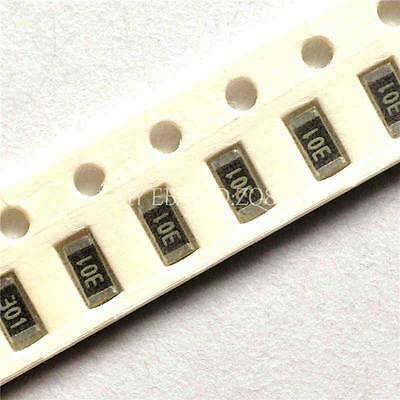 1000PCS 0R 0ohm Ω 5% Accuracy 1206 1/4W SMD Chip Resistor 3.2mm×1.6mm