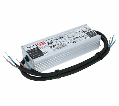 Mean well gst90a12-p1m table-alimentation 12vdc//6,67a//80w//ip41