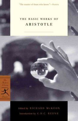 Basic Works of Aristotle by Aristotle 9780375757990 (Paperback, 2001)