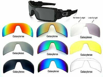 Galaxy Replacement Lenses For Oakley Oil Rig Multi-Selection Polarized 100% UVAB