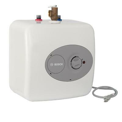 Point-of-Use Electric Water Heater Under Sink Instant Hot Water Kitchen Bath RV