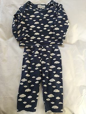 The White Company Pyjamas 6-9 months