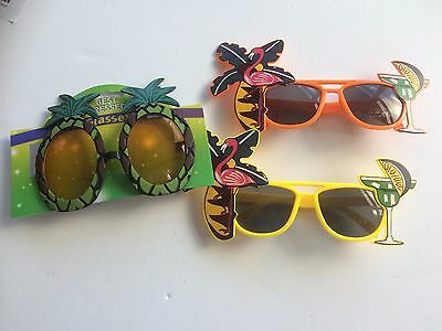 Novelty Party Glasses Colourful Sunglasses