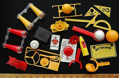 [ 1970s - 1980s BURGER KING Restaurant Premiums / Toys - HUGE Vintage Lot ! ]