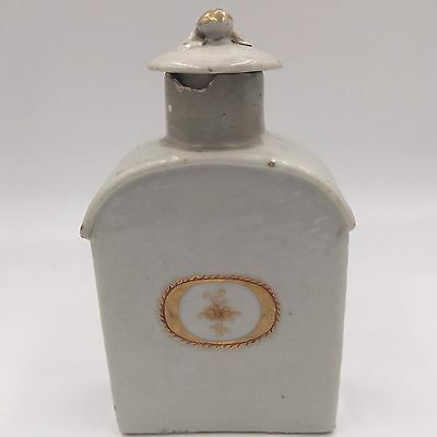 Early Chinese Export Tea Caddy