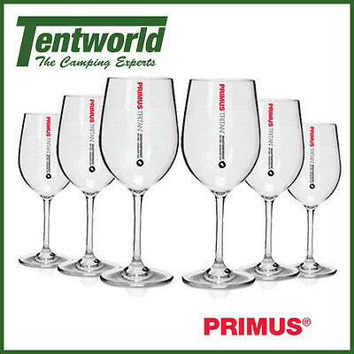 Primus Tritan Wine Glass - 6 Pack