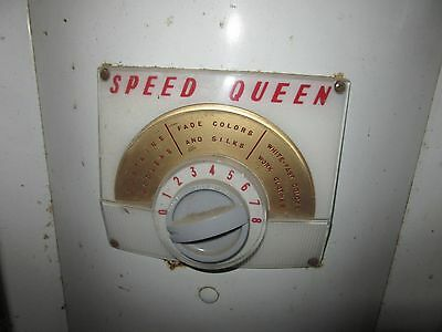 Vintage Speed Queen wringer washing machine.Take a look at this!