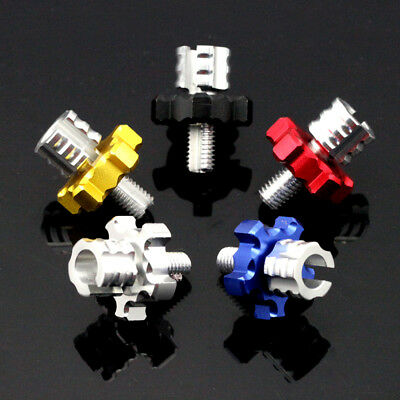 Universal Billet M8*1.25 Brand New Clutch Wire Cable Adjuster For HONDA