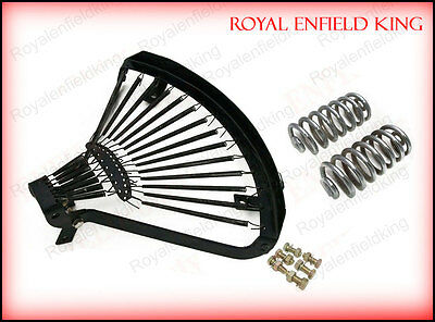 Lycett Type Solo Saddle Seat Frame & Springs BSA Ariel Enfield Triumph