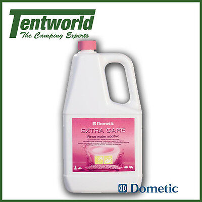 Dometic Extra Care Pink 1.5L Toilet Chemical