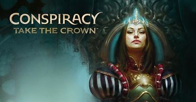 Magic the Gathering - Conspiracy Take the Crown Booster Box
