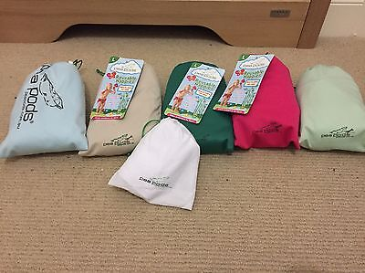 5 Large Pea Pod Nappies Brand new , Night Time Booster