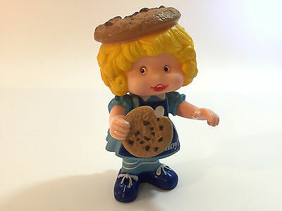 Nabisco Chips Ahoy Cookie Girl 1983 Vintage advertising ad doll figure classic