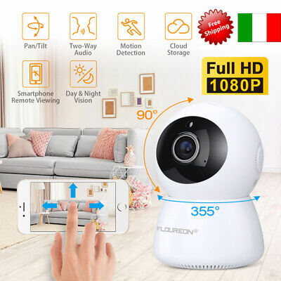 1080P Ip Camera P2P Telecamera Wireless Wifi Ir Infrarossi Ipcam Per Esterno