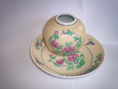 chinese pot and bowl