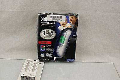 Braun ThermoScan 7 IRT6520 Baby/Adult Professional Digital Ear Thermometer BONUS