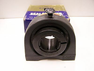 "Sealmaster TB-23T Standard Duty Tapped Base Pillow Block Bearing 1-7/16"" New"