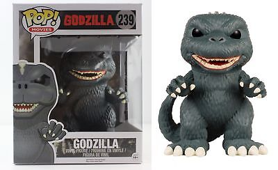 "Funko Pop Movies Godzilla Oversized 6"" Vinyl Action Figure Collectible Toy, 6311"